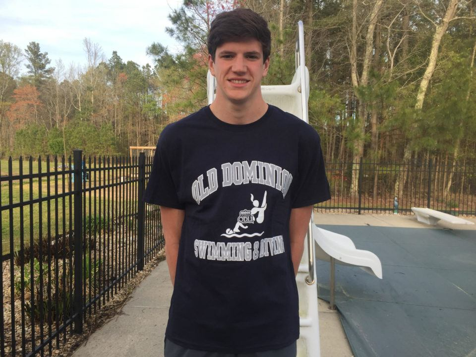 2x Virginia 3A State Champ Parker Harp Commits to Old Dominion