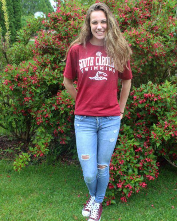 South Carolina Secures Verbal Commitment from HS Junior Mari Kraus
