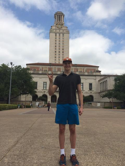 National Junior Teamer Daniel Krueger Makes Verbal Commitment to Texas