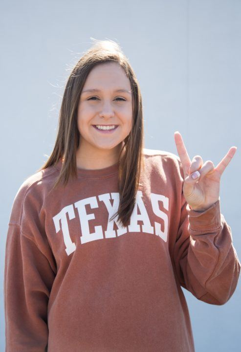 Julia Cook Gives Longhorn Women Their First Verbal Commitment for 2018