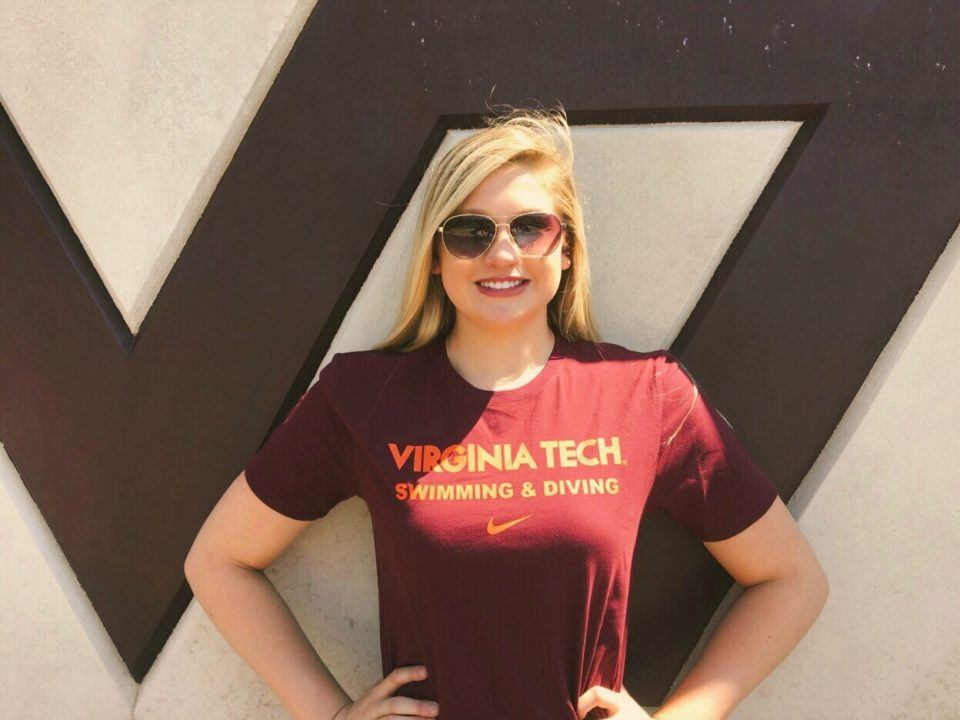Alex Slayton Gives Early Verbal Commitment to In-State Virginia Tech