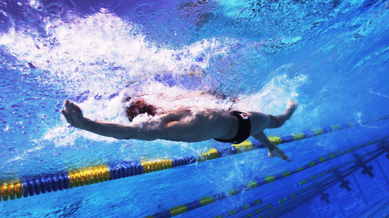 Why You Should Push Rather Than Pull The Water in Backstroke
