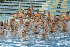 Wright State Splits First Meet of Final Season