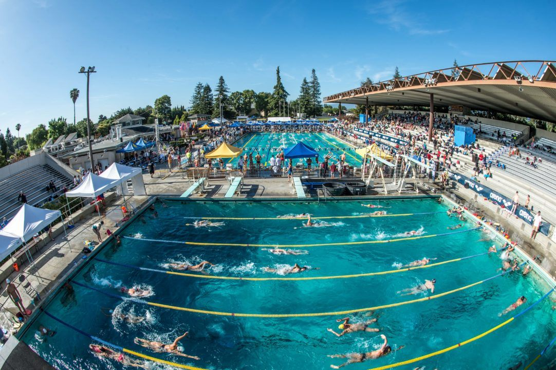 Ethan Hu Hits #6 100 Fly Time in 15-16 Age Group at CIF Central Coast