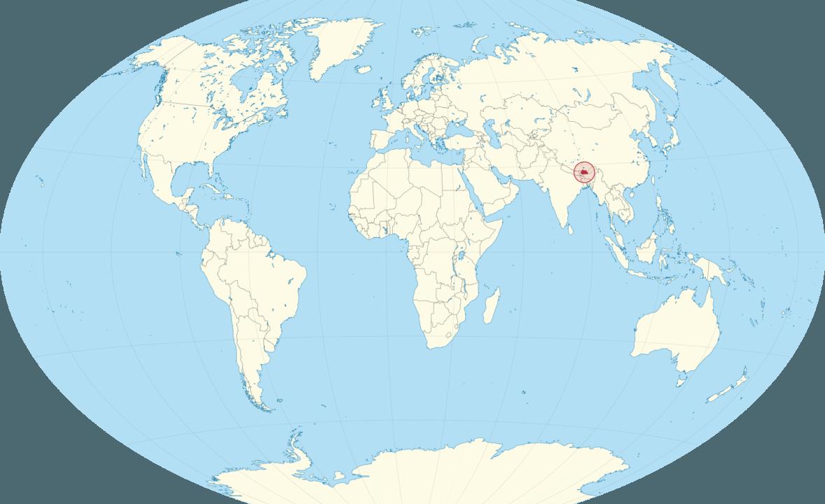 FINA Announces Kingdom of Bhutan As 208th Member Federation