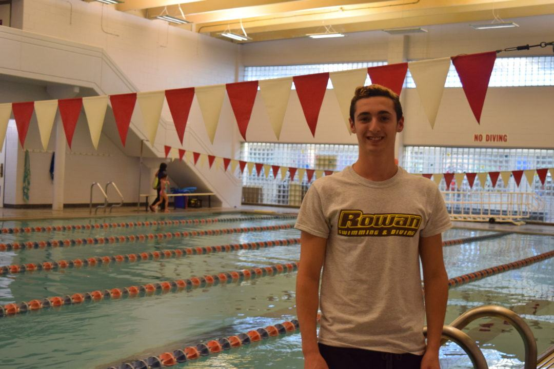 YBCC Phoenix's Noah Shepard Commits To Rowan University