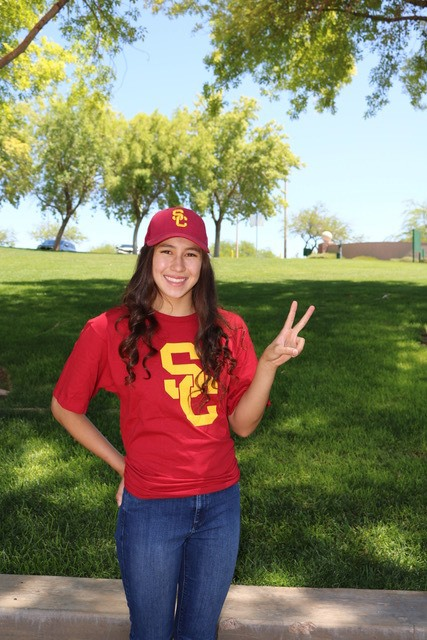 #8 Erica Sullivan to Take Distance Free Prowess to USC Trojans in 2018