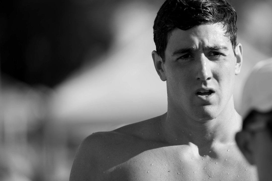 Olympian Jacob Pebley Calls for USA Swimming to Postpone Olympic Trials