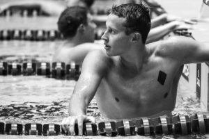 "Justin Ress: ""I swam distance in high school"" (Video)"