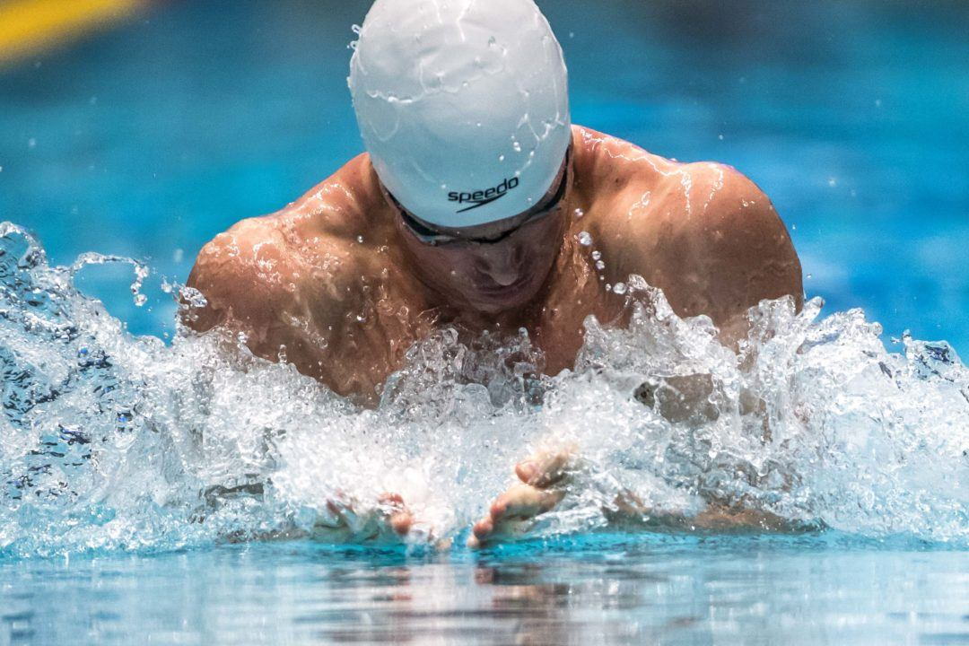 Kevin Cordes Now Leads All Male PSS Scorers At Nats After Day 4