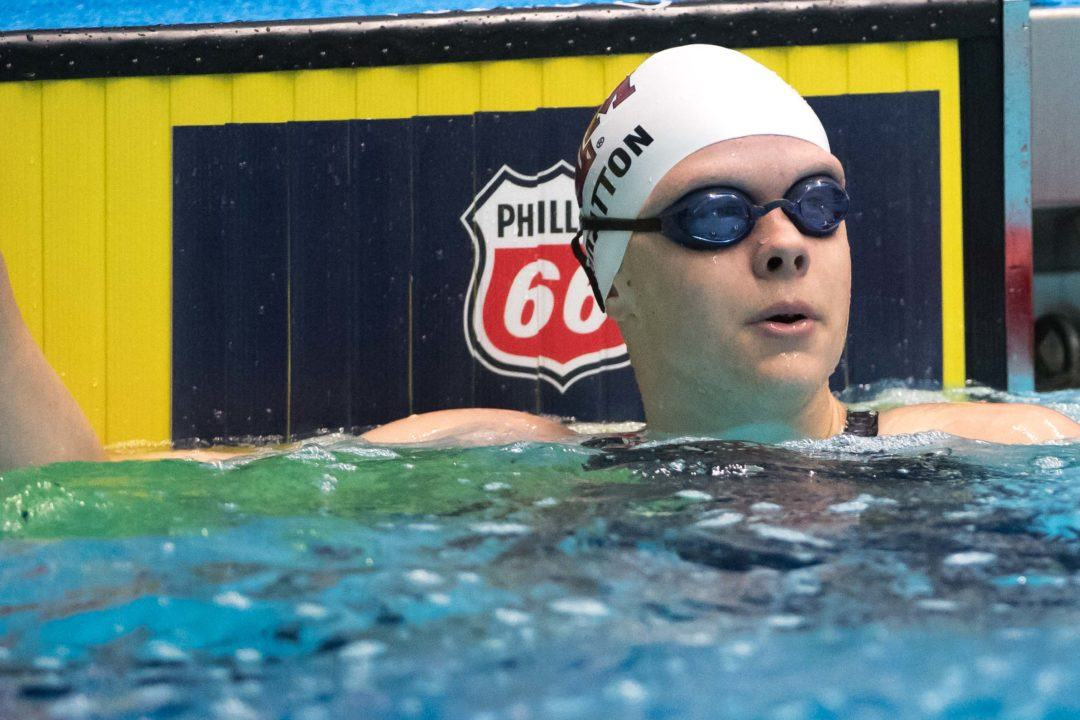 Lisa Bratton Breaks WUGs 200 Back Record With 2:07.91 PB