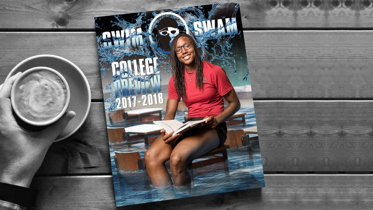 Get The SwimSwam 2017 College Preview Magazine