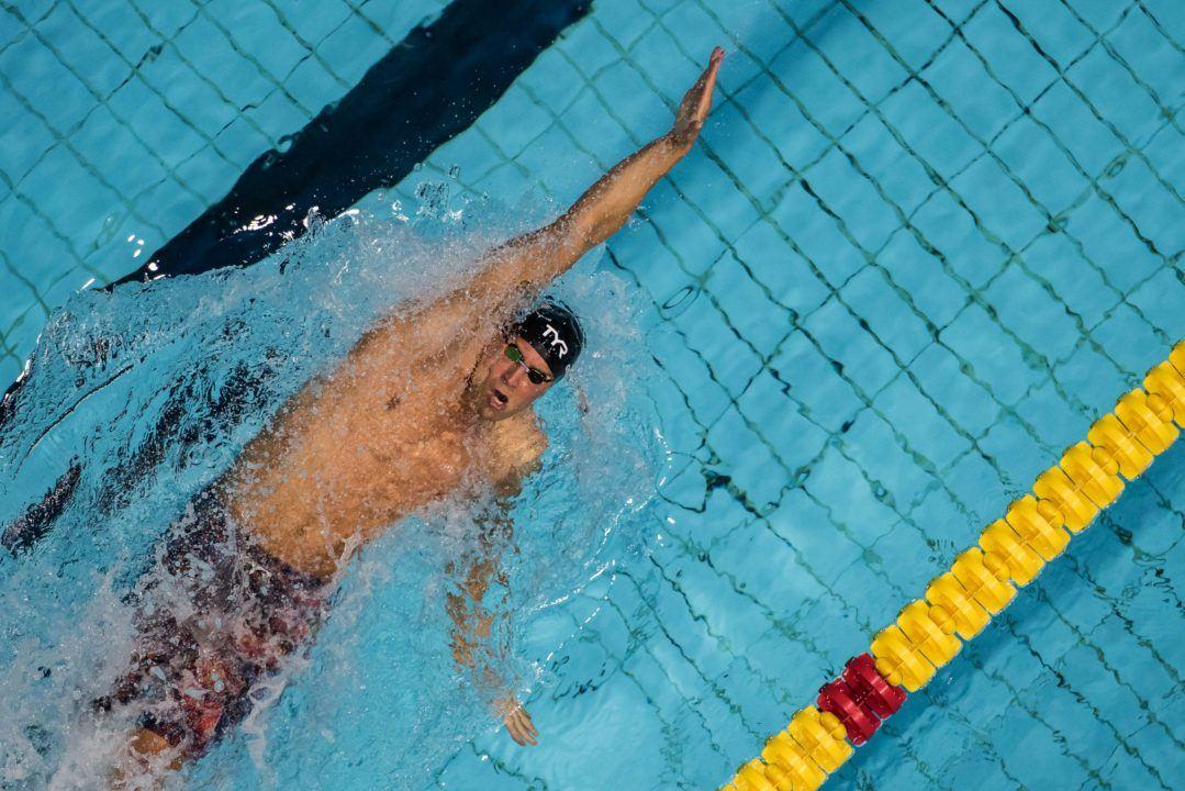 Championnats des Etats-Unis 2017, Jour 4 : Le retour de Matt Grevers