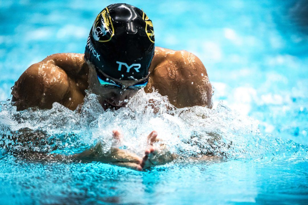 College Swimming Preview: #9 Mizzou Coping with Huge Graduations