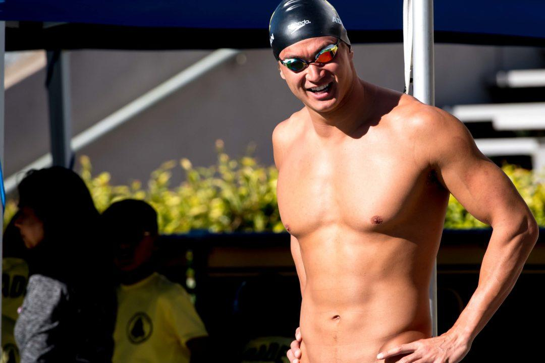 "Nathan Adrian on Napa Fires: ""It's affecting the entire Bay Area"""