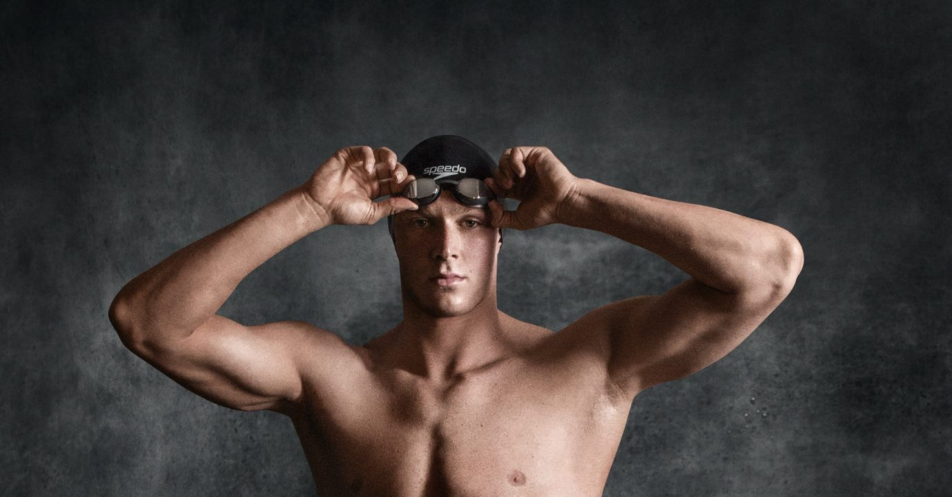 Olympic Champion Ryan Murphy Signs with Speedo USA