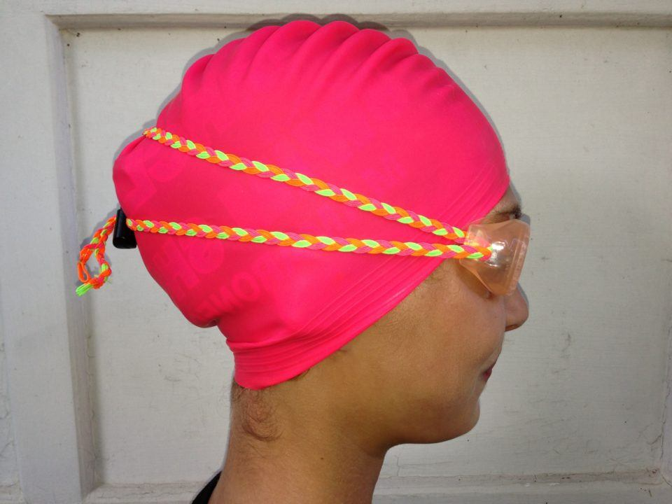 Smack Swim Strap, The Solution For Your Goggle Headache