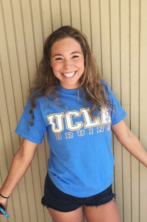 UCLA Bruins Land Verbal Commitment from Breaststroker Emma Smethurst