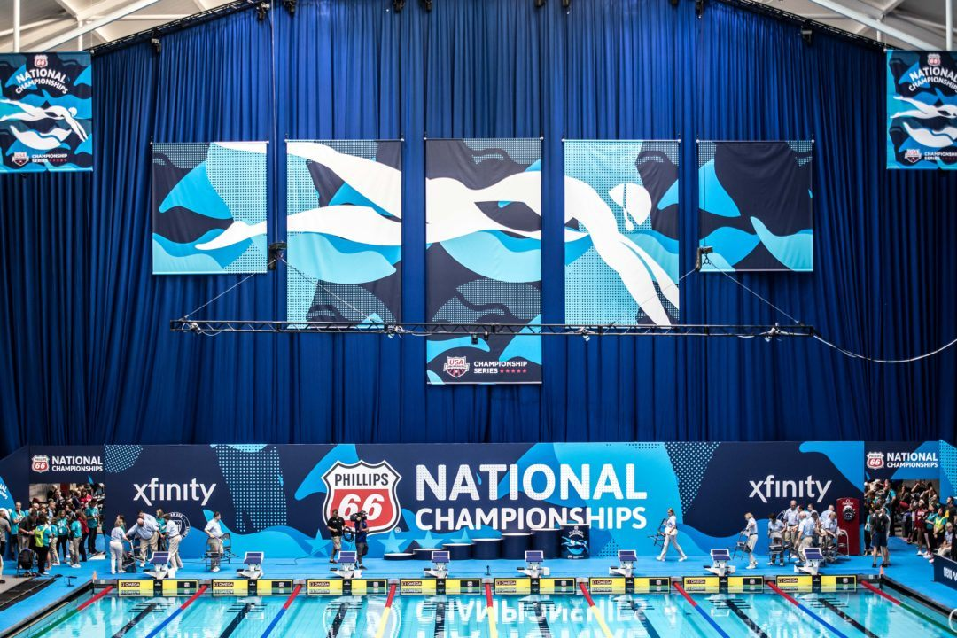 USA Swimming Temporarily Lifts 120-Day Rule In Response To Hurricanes
