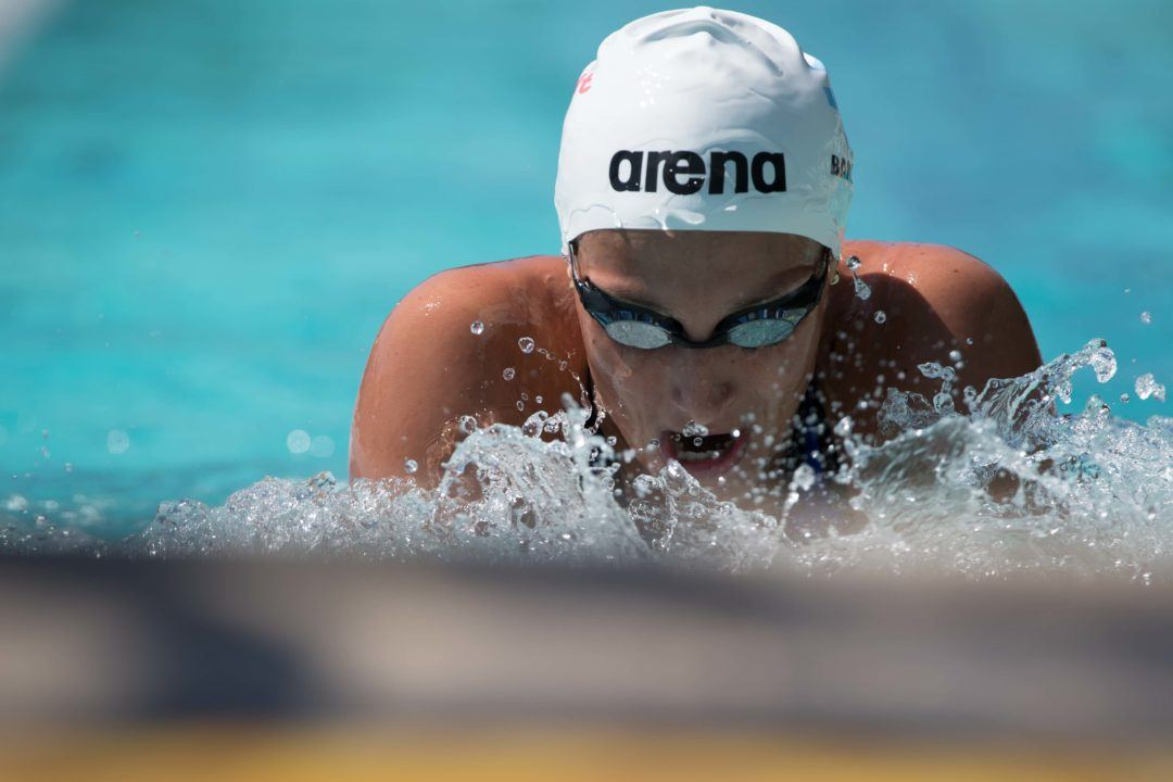 Virginia Bardach Wins 3rd-Straight 400 IM at South American Champs