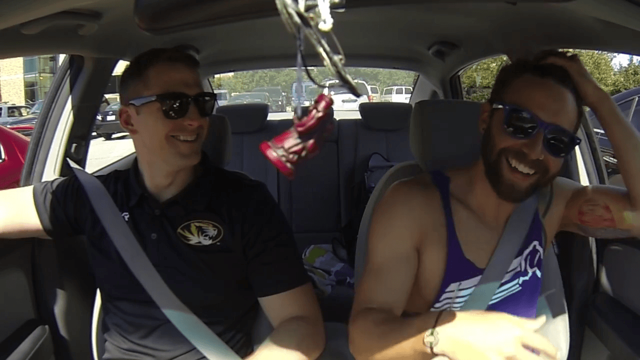 Coleman's Carpool – Jack Brown previews World Champs via Dragon Ball Z