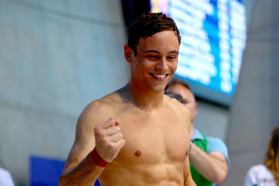 Tom Daley Wins 10m Platform In Epic Fashion Over Olympic Champion Chen