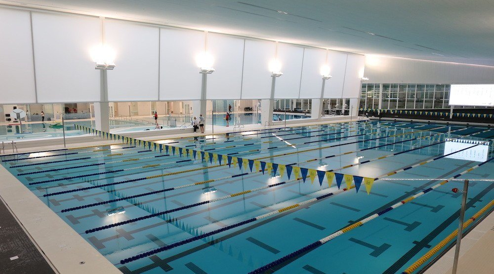 28 of 42 Meet Records Broken at New UBC Aquatic Centre