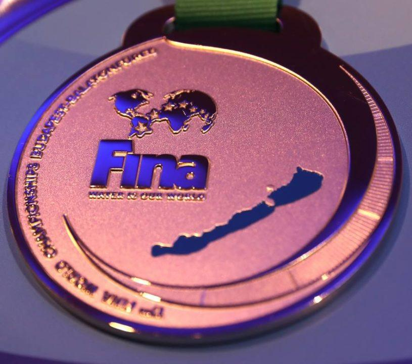FINA Medals for 2017 World Championships