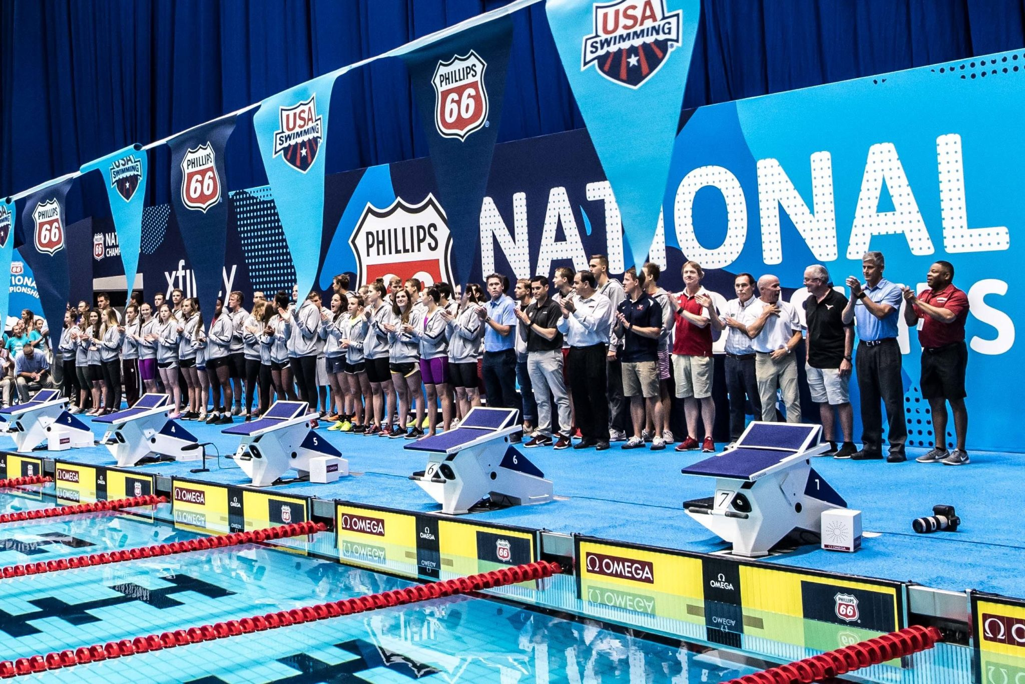 How was the World Aquatics Championship 2017 40