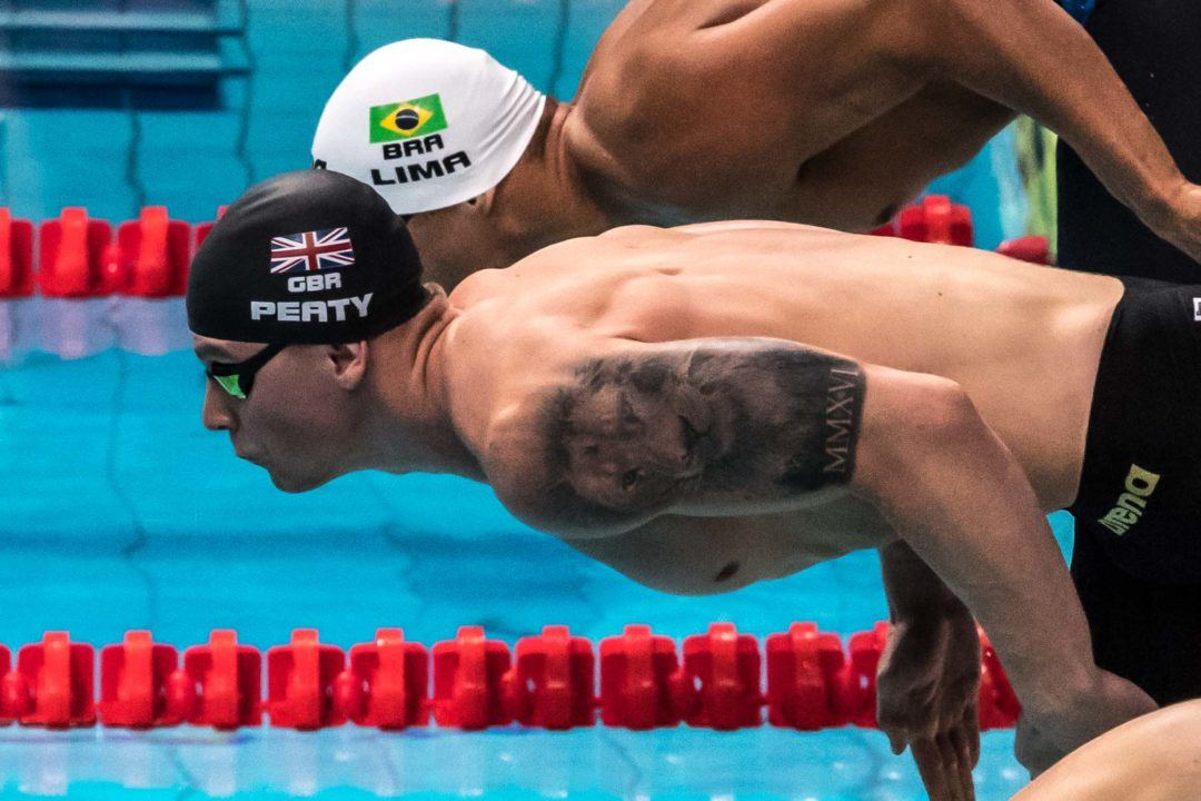 Adam Peaty to Make Season Debut in Manchester