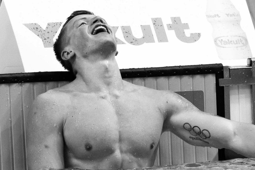 2017 Swammy Awards European Male Swimmer of the Year: Adam Peaty