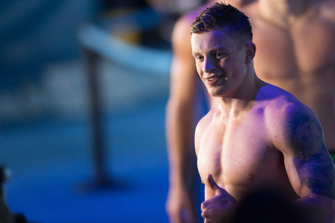 Adam Peaty Clocks 57.47 For 2nd Fastest Ever, Meet Record In 100 BR