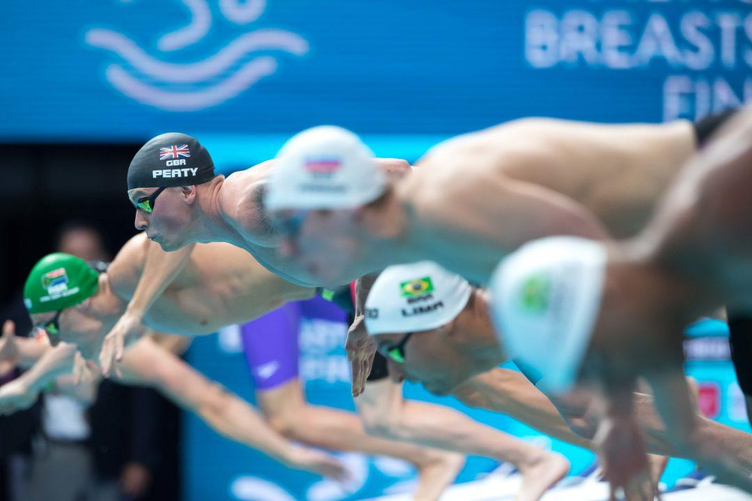 *UK Viewers* Men's 400 Medley Relay, Other Races from Budapest