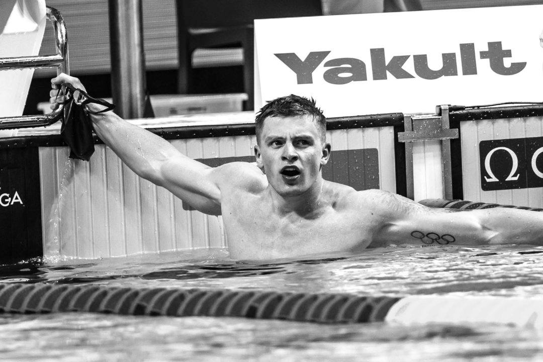 50m Breast Me 25:95 Karke Adam Peaty Ne Bnaya New World Record