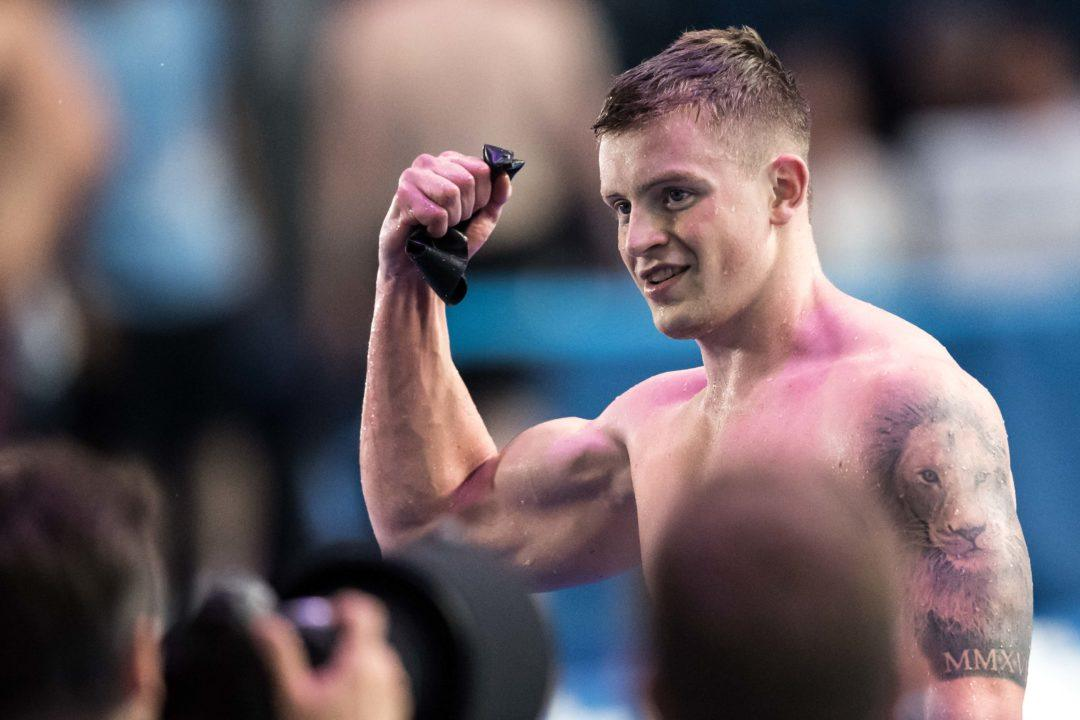 Swimming's TopTenTweets: Adam Peaty is Skeptical