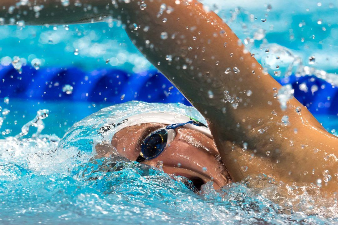 Hungary's Ajna Kesely Notches New 800 Free Euro Jr Record