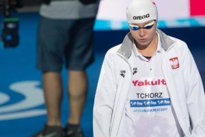 Alicja Tchorz Edges Five-Year-Old Polish Record In 100 Back