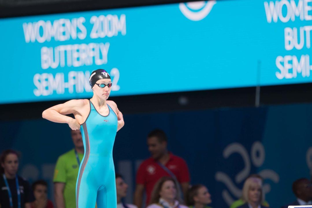 Edinburgh Day 4: Alys Thomas Becomes 4th Fastest Brit In 200 Fly