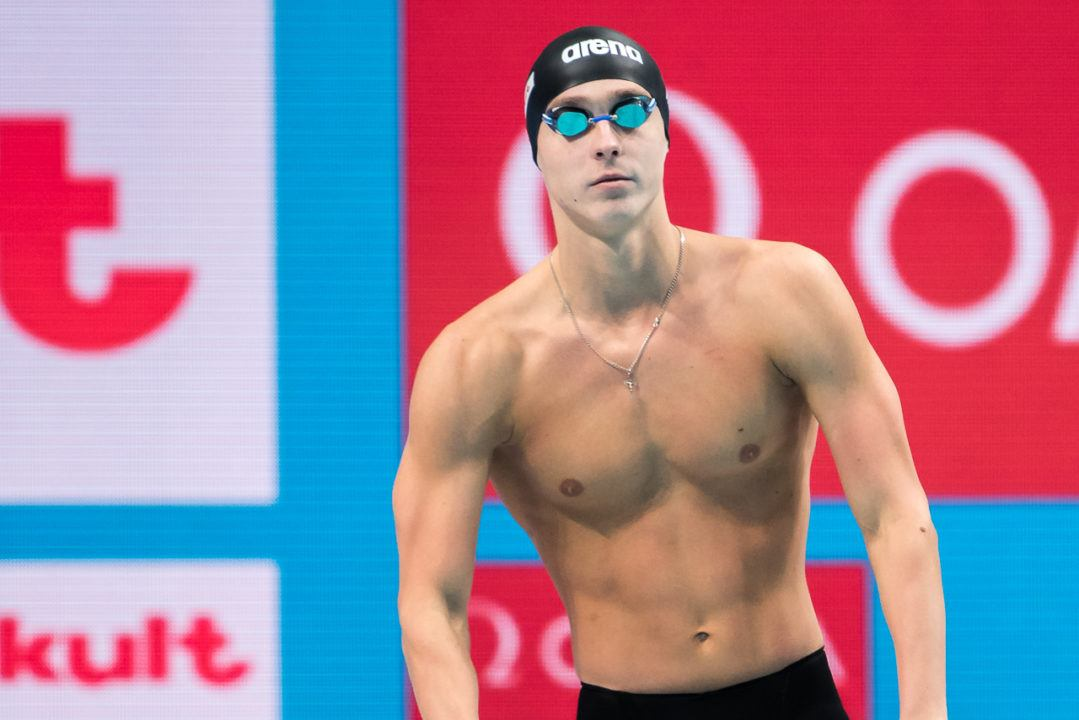 Anton Chupkov Threatens 100 Breast Russian National Record