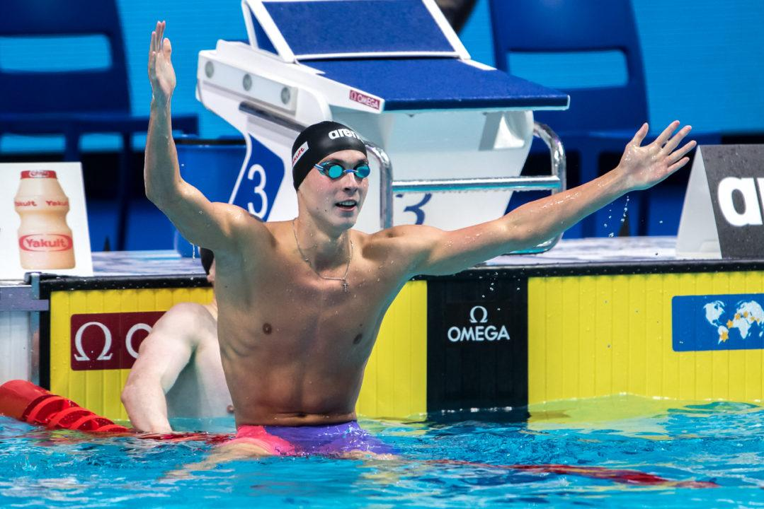 Chupkov Breaks Euro, Meet Records With 2nd Sub-2:07 Swim In History