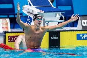 Chupkov Clips Own Russian Record In LCM 100 Breast – 58.83