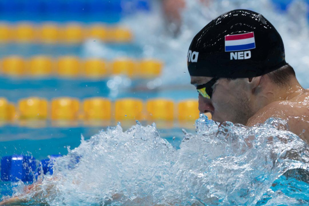 Videos: Toussaint, Kamminga set new Dutch records, Swim Cup Eindhoven