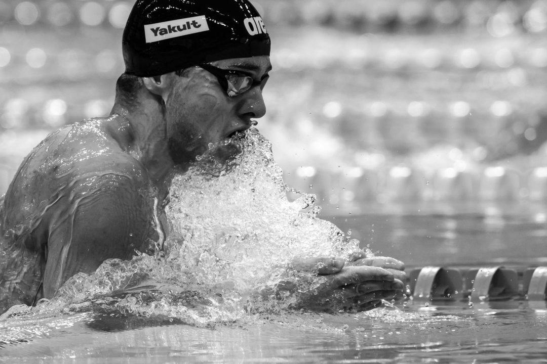 Arno Kamminga Lowers Dutch 100 Breast Record At Sette Colli Prelims