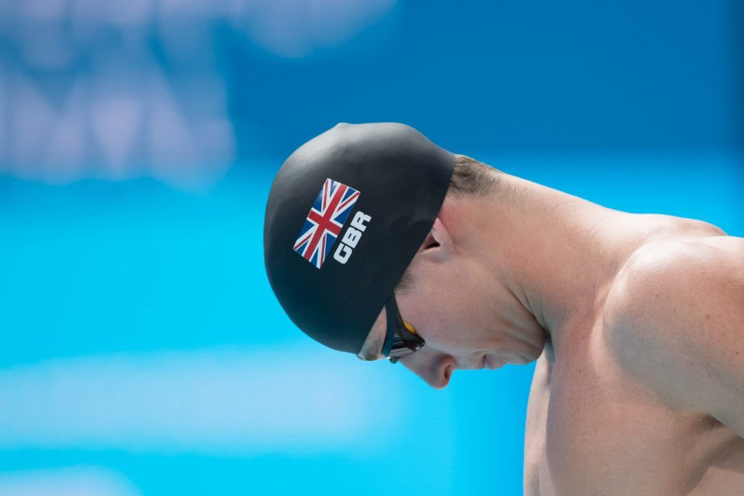 Great Britain Swimming in 2018: Successful, but Trending the Wrong Way