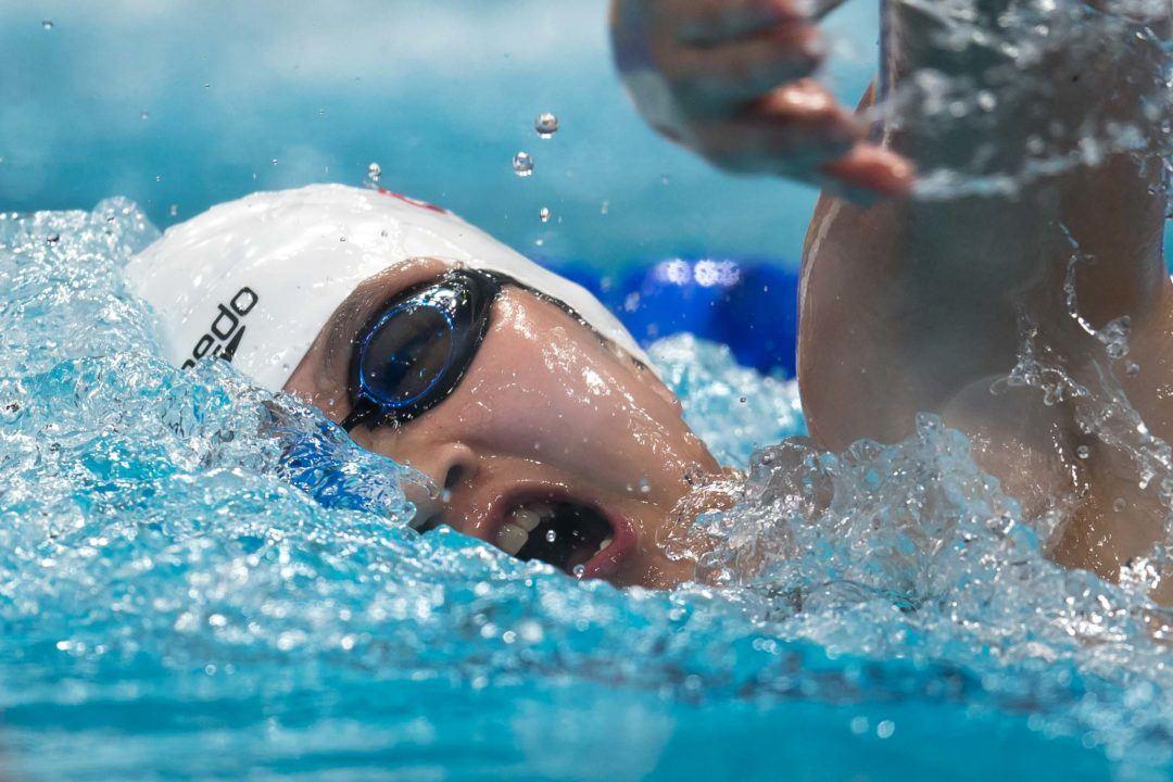 Pro Swim Serie USA, Austin: Sieg für die 15-jährige Li Bingjie
