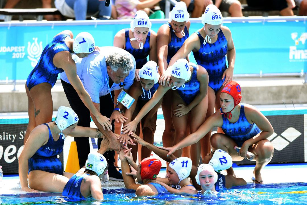 USA Women Show Dominance on Day 1 of Water Polo Prelims in Budapest