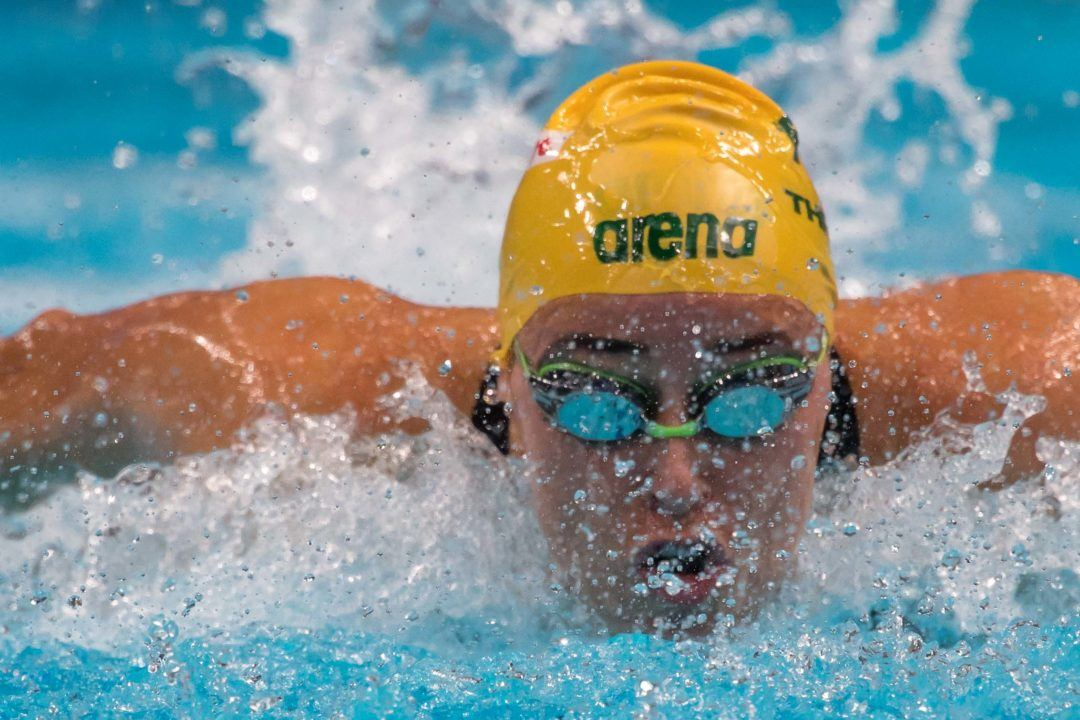 D'Orsogna & Throssell Fly To More Gold At Western Aussie States