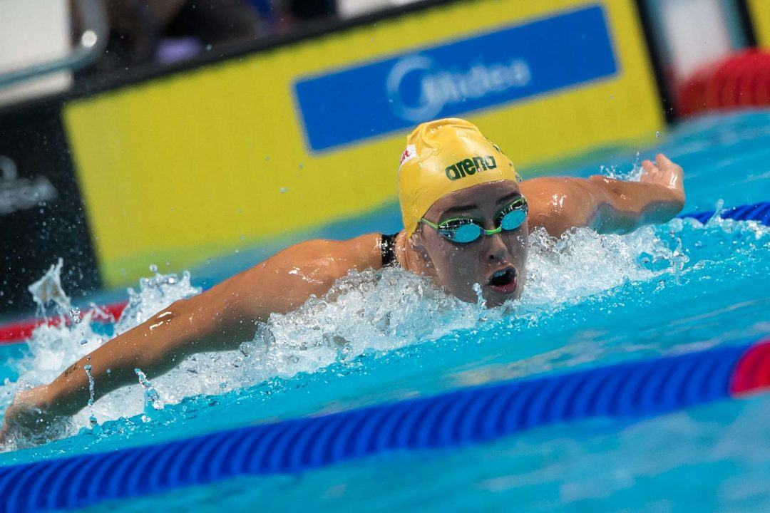 Throssell Nears PB In 200 Free To Close Out Western Aussie States