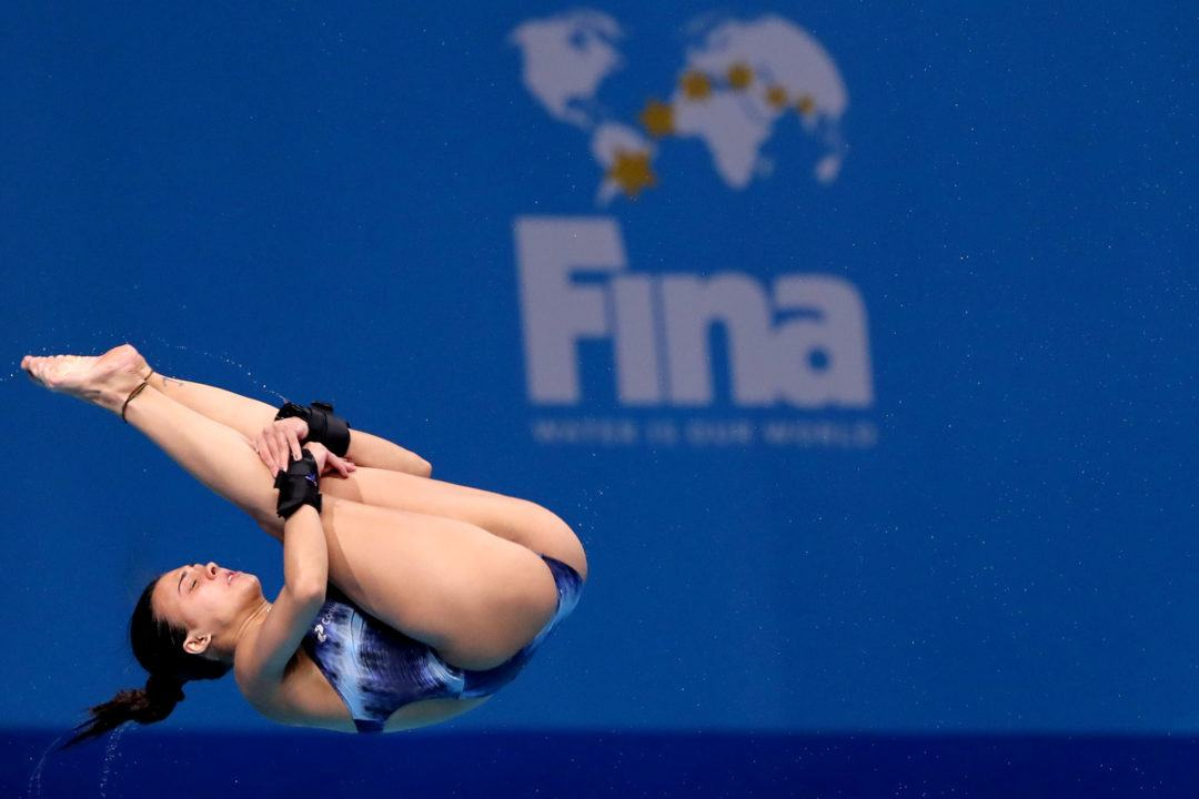 French Triumph In Mixed Diving, China Qualify 1-2 In Women's Platform