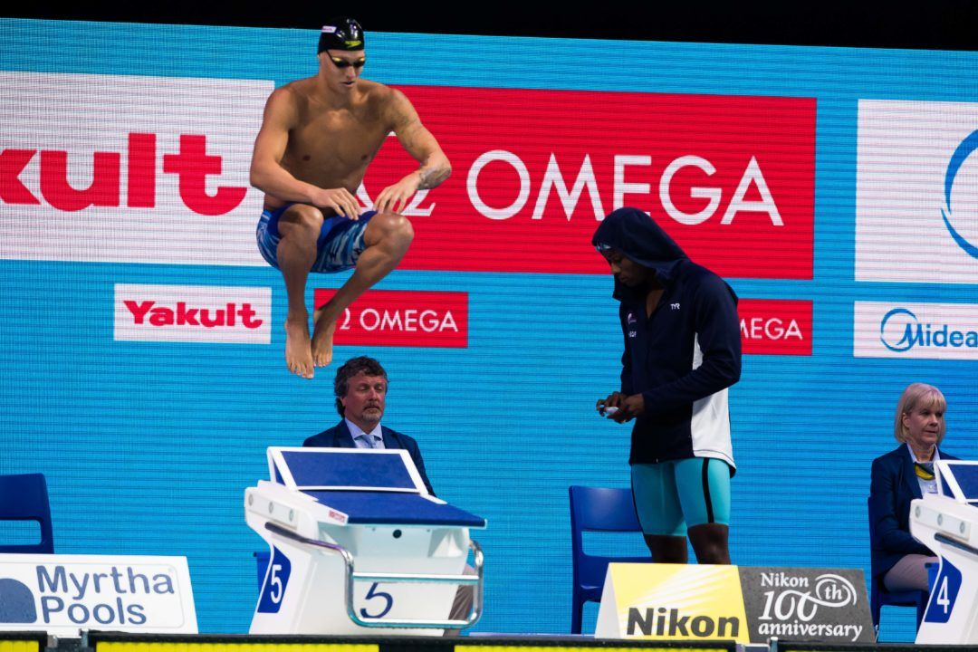 FINA World Swimming Championships Day 5 Photo Vault